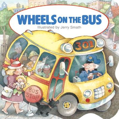 Wheels on the Bus Illus. by Jerry Smath