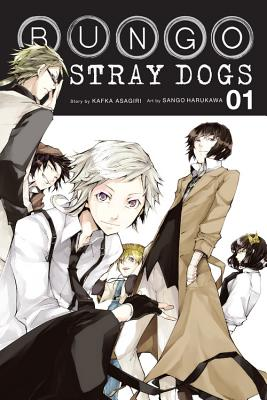Bungo Stray Dogs, Vol. 1 Cover Image
