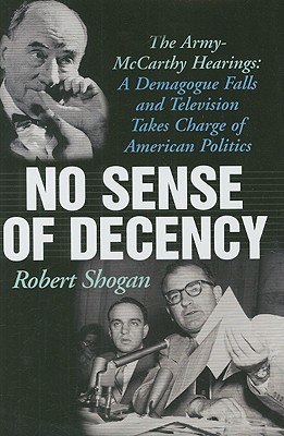No Sense of Decency Cover