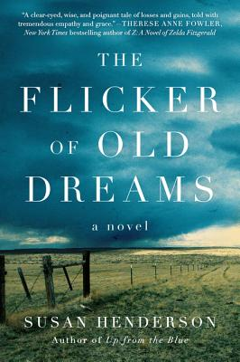 The Flicker of Old Dreams: A Novel Cover Image