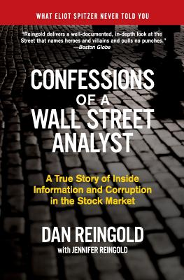 Confessions of a Wall Street Analyst Cover