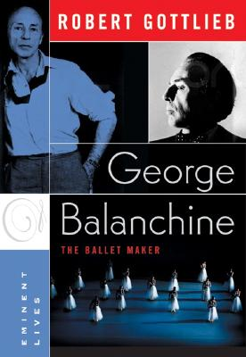George Balanchine Cover
