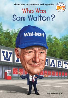 Who Was Sam Walton? (Who Was?) Cover Image