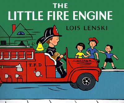 The Little Fire Engine Cover