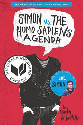 Simon vs. the Homo Sapiens Agenda Special Edition Cover Image