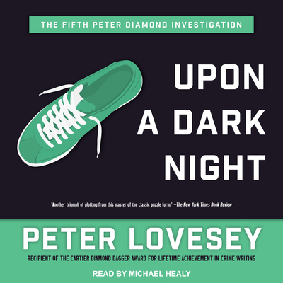 Upon a Dark Night (Inspector Peter Diamond Investigation #5) Cover Image
