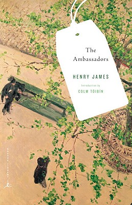 The Ambassadors Cover