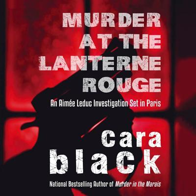 Murder at the Lanterne Rouge Cover