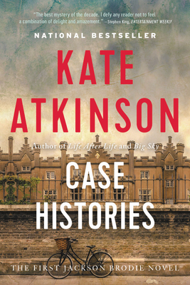 Case Histories: A Novel (Jackson Brodie #1) Cover Image