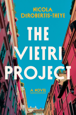 The Vietri Project: A Novel Cover Image