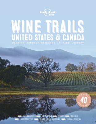 Wine Trails - USA & Canada Cover Image
