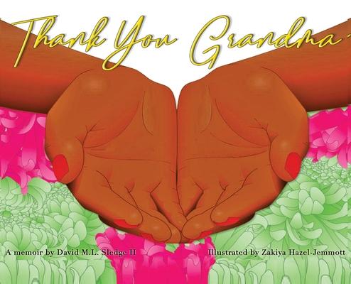 Thank You Grandma Cover Image