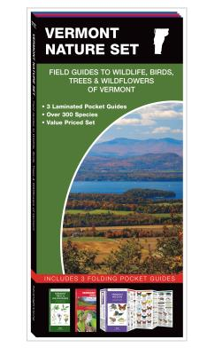 Vermont Nature Set: Field Guides to Wildlife, Birds, Trees & Wildflowers of Vermont Cover Image