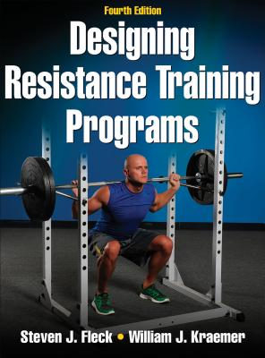 Designing Resistance Training Programs Cover Image