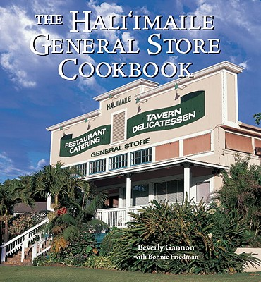 The Hali'imaile General Store Cookbook Cover
