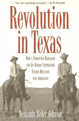 Cover for Revolution in Texas