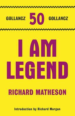 I Am Legend Cover Image