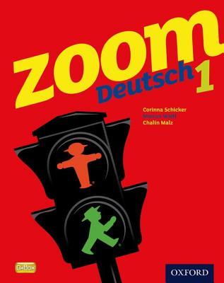Zoom Deutsch 1 Student Book Cover Image
