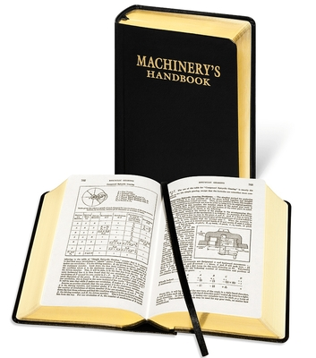 Machinery's Handbook Collector's Edition Cover Image