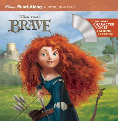 Brave Read-Along [With CD (Audio)] Cover