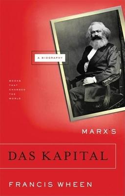 Marx's Das Kapital Cover