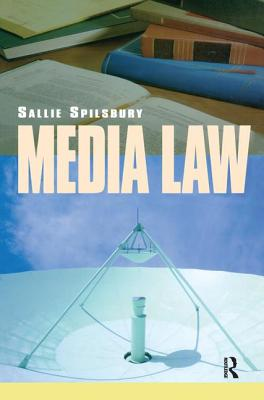 Media Law Cover Image