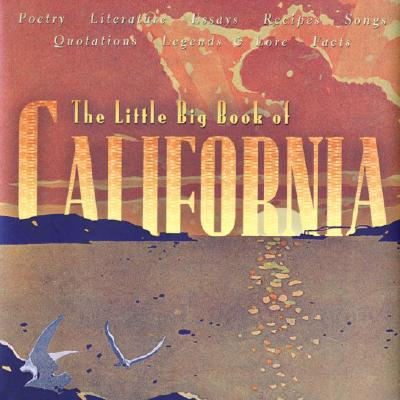 The Little Big Book of California Cover