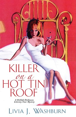Killer on a Hot Tin Roof Cover