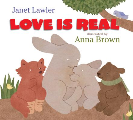 Love Is Real Cover Image