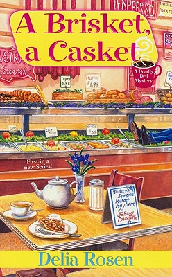 A Brisket, a Casket Cover