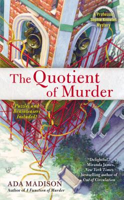The Quotient of Murder (Professor Sophie Knowles #4) Cover Image
