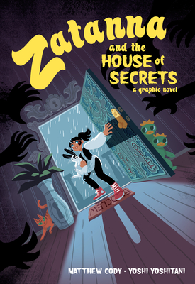 Zatanna and the House of Secrets Cover Image