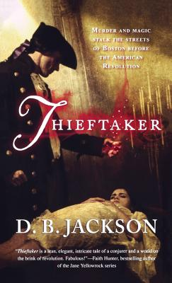 Thieftaker (The Thieftaker Chronicles #1) Cover Image