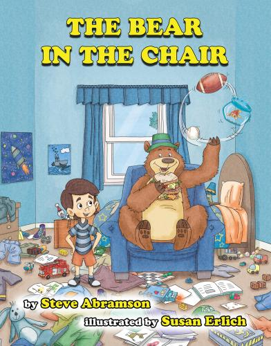 The Bear in the Chair Cover Image