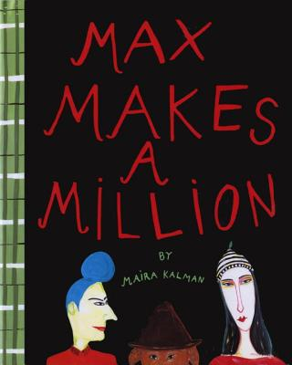 Cover for Max Makes a Million