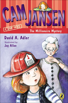 CAM Jansen and the Millionaire Mystery Cover Image