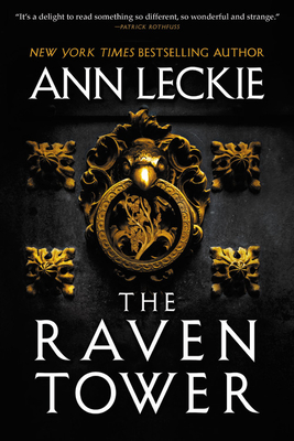 The Raven Tower Cover Image