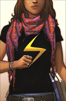 Ms. Marvel 1: No Normal Cover Image