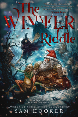 The Winter Riddle Cover Image