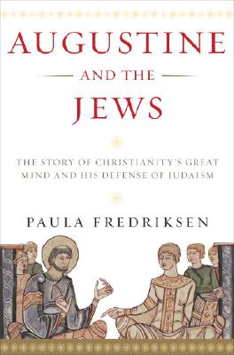 Cover for Augustine and the Jews