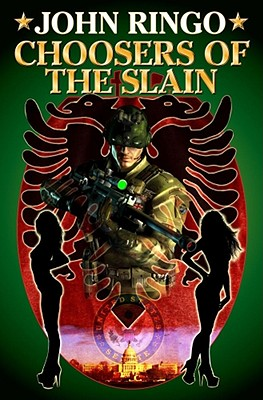 Cover for Choosers of the Slain (The Ghost #3)
