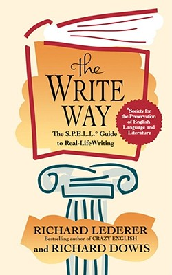 The Write Way: The Spell Guide to Good Grammar and Usage Cover Image