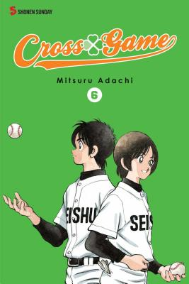 Cross Game, Volume 6 Cover Image