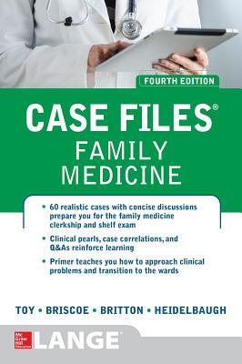 Case Files Family Medicine Cover Image