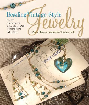 Cover for Beading Vintage-Style Jewelry