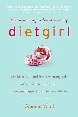 The Amazing Adventures of Dietgirl Cover