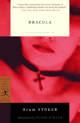Dracula (Modern Library Classics) Cover Image
