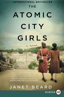 The Atomic City Girls: A Novel Cover Image
