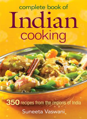 Complete Book of Indian Cooking Cover