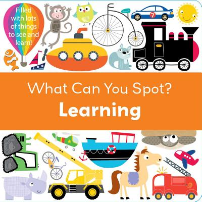 Learning (What Can You Spot?) Cover Image